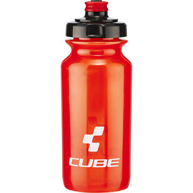 Cube Icon Drikkeflaske 500ml, red